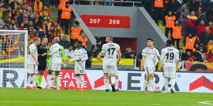 Beşiktaş Kulübünden TFF'ye çağrı