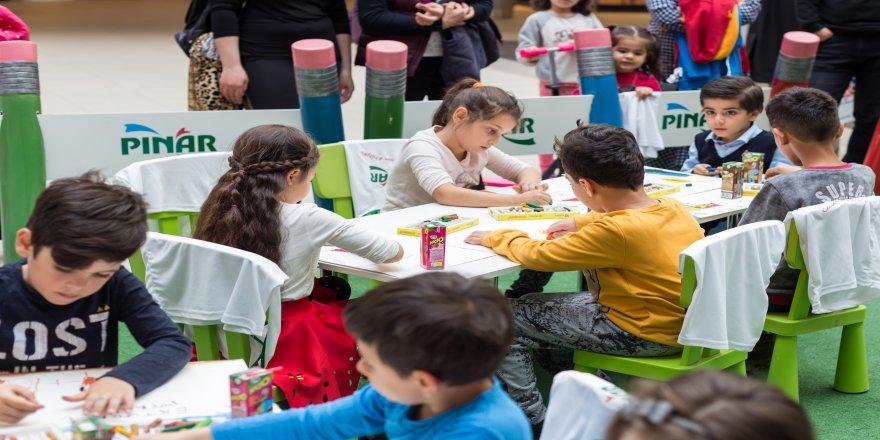 Uluslararası Pınar Çocuk Resim Yarışması başlıyor