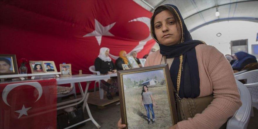 Diyarbakır annelerinden Vahide Çiftçi: Kızım beni duyuyorsan gel, devlete teslim ol