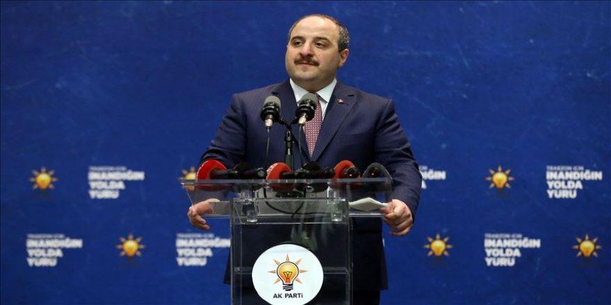 Sanayi ve Teknoloji Bakanı Varank: Kılıçdaroğlu oturduğu koltuğu bile FETÖ'ye borçlu
