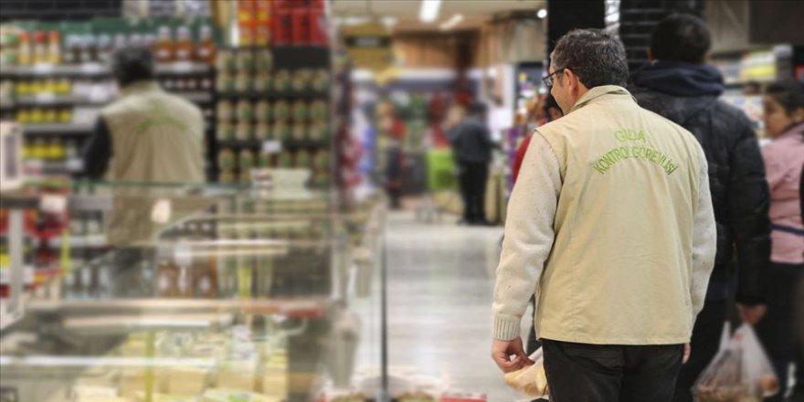 Tarım ve Orman Bakanlığı ürün bazlı gıda denetimi seferberliğine başlıyor