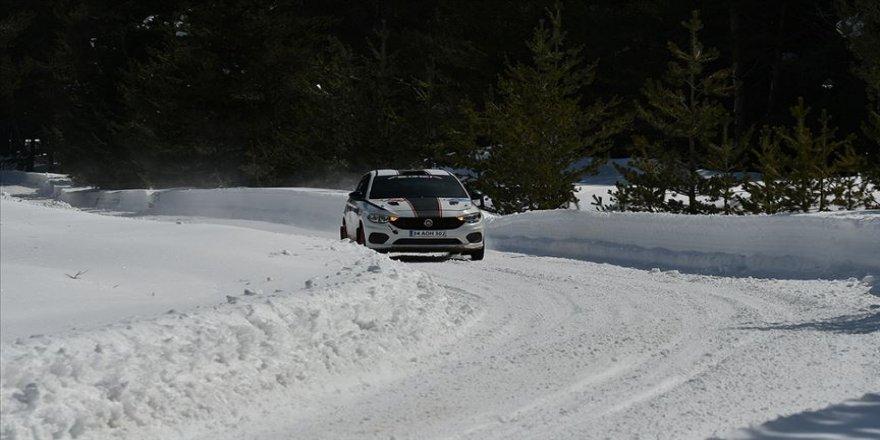 Sarıkamış'ta karlar üzerinde yapılacak ralli nefes kesecek