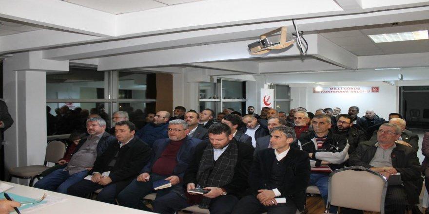 Gebze'den Mustafa Sezgin, Refah'ın,Yeni İl Gençlik Başkanı Oldu