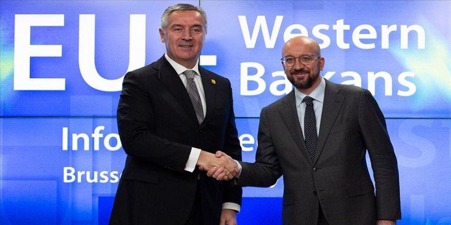 Karadağ Cumhurbaşkanı Djukanovic: AB genişleme politikasını yenilemiş bir şekilde karşımıza çıktı
