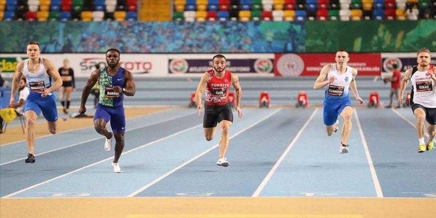 Türk atletlerden İstanbul Cup'ta 5 madalya