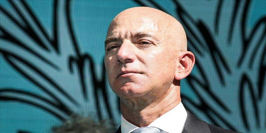Amozon'un CEO'su Bezos'tan iklim değişikliğiyle mücadeleye 10 milyar dolar sözü