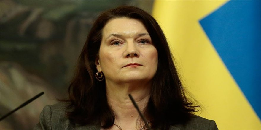 İsveç Dışişleri Bakanı Linde: Suriye rejiminin İdlib'deki saldırısı nedeniyle AB Şam hükümetine baskı yapmalı