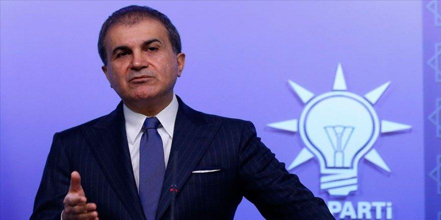 AK Parti Sözcüsü Çelik: Müslüman Türk Azınlığa 'Müslüman Yunan Azınlık' denmesi ırkçı bir yaklaşımdır