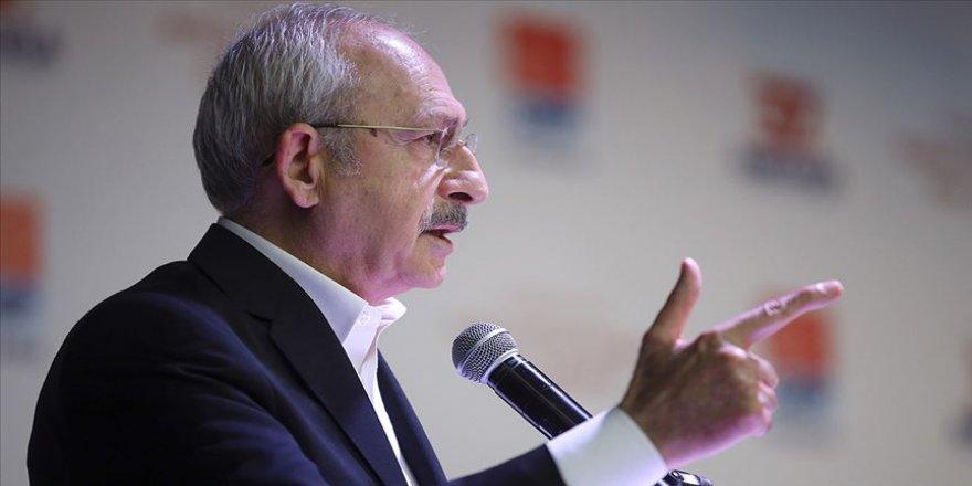 CHP Genel Başkanı Kılıçdaroğlu: Hepimiz bu davanın adalet içinde sonuçlanmasını bekliyoruz