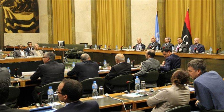 Libya'da UMH, Cenevre'deki askeri komite toplantısına katılımını askıya aldı