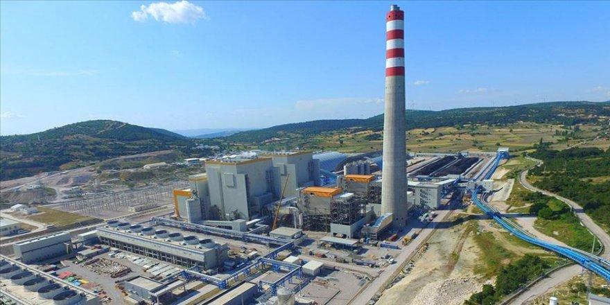 Soma Kolin Termik Santrali doğal gaz ithalatını yılda 190 milyon dolar azaltacak