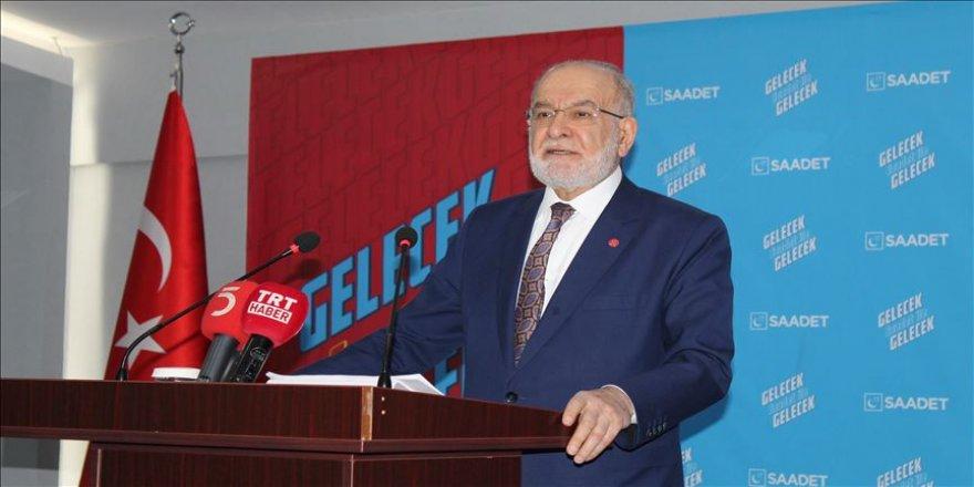 Karamollaoğlu: 'Darbe tehdidi varsa ülkenin ilgili kurumları üzerine düşeni yapmalı'