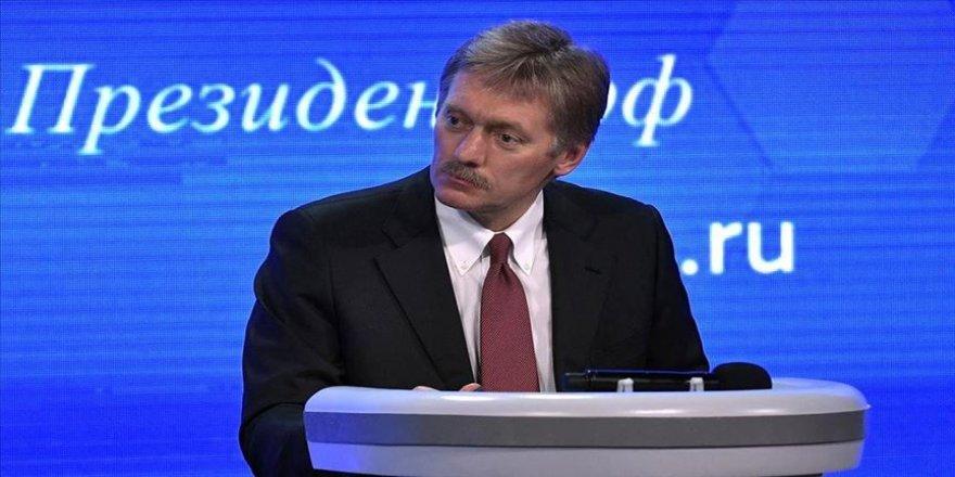 Kremlin Sözcüsü Peskov: İdlib'de gerginliğin artmaması için Türkiye ile temasları sürdüreceğiz