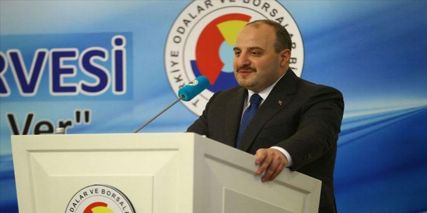 Sanayi ve Teknoloji Bakanı Varank: Standartlar konusunda üreticilerin elini taşın altına koyması gerekiyor