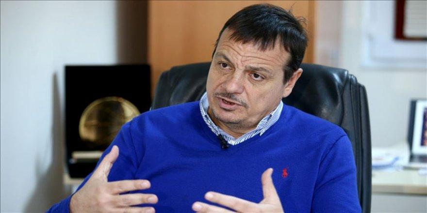 Ergin Ataman'ın kadro sıkıntısı