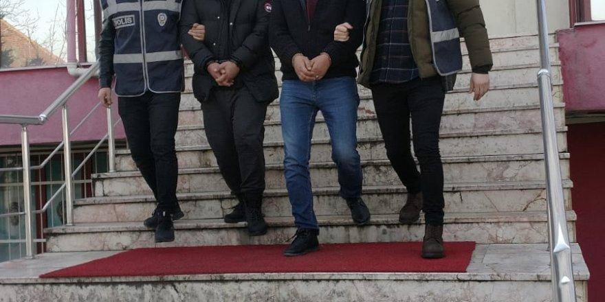 Kredi Kartı Dolandırıcıları Darıca'da Yakalandı