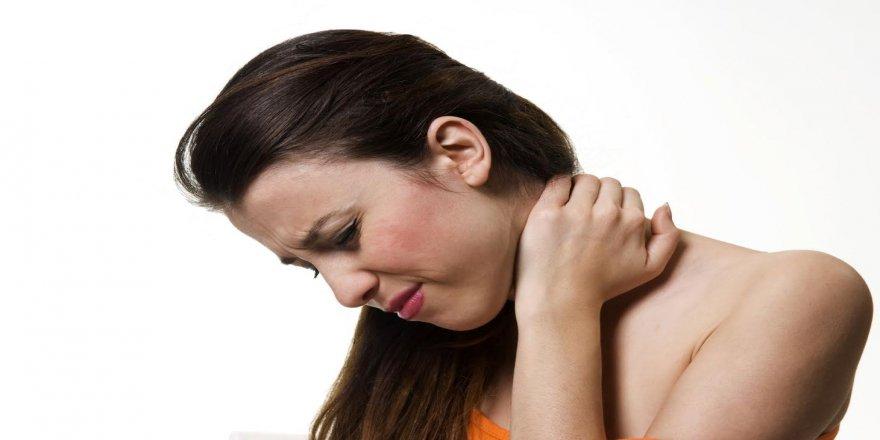 Kolda ağrı ve elde uyuşmaya dikkat !