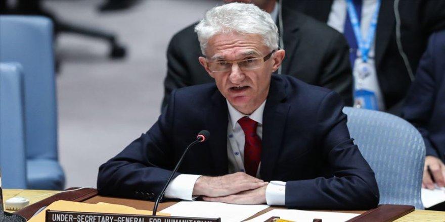 BM yetkilisi Lowcock: İdlib'de sivillerin kaçabileceği güvenli bir yer kalmadı