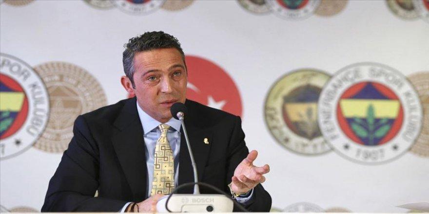 Fenerbahçe Başkanı Koç: Fenerbahçe şampiyonluğun en büyük adayıdır