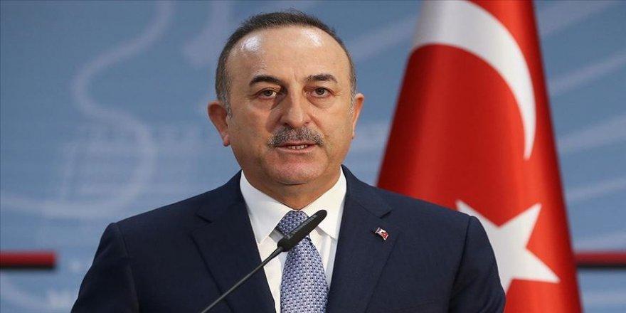 Dışişleri Bakanı Çavuşoğlu: Avrupa ülkeleri kendi içlerinde ırkçılığı durduramazsa bu çok tehlikeli yerlere gider