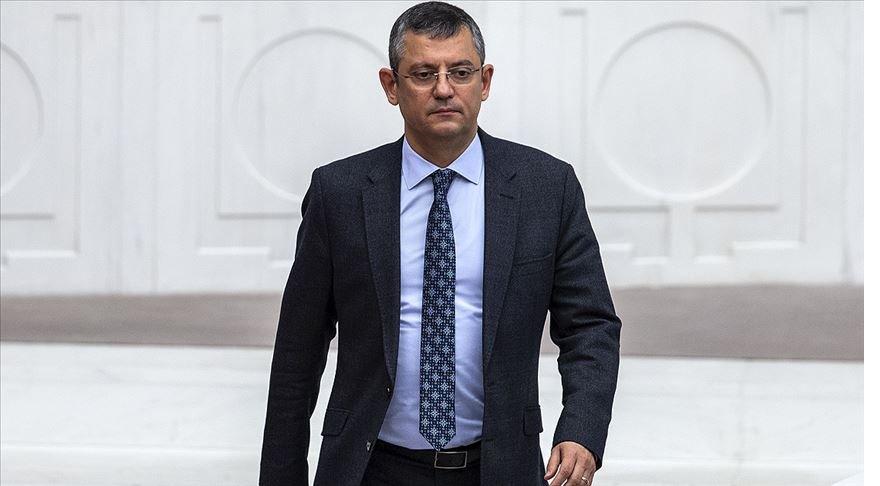 CHP Grup Başkanvekili Özgür Özel hakkında suç duyurusu