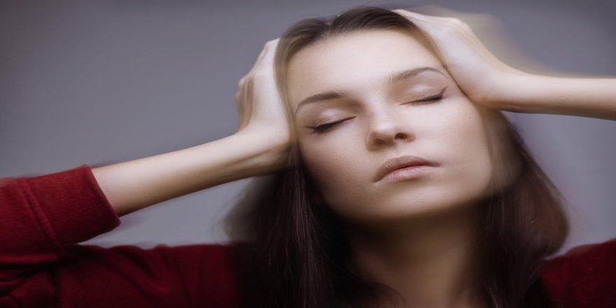 Depresyonu, anksiyetesi ve panik atağı olanlar dikkat ! Vertigoyu tetikliyor