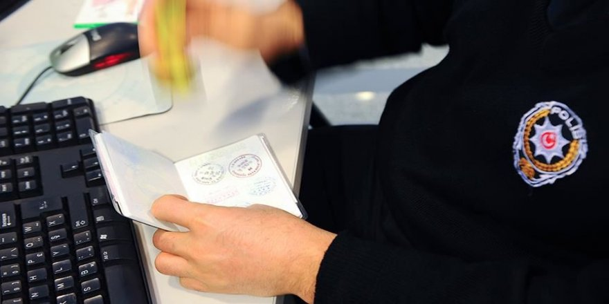 İçişleri Bakanlığı 11 bin 27 kişinin pasaportundaki idari tedbir kararını kaldırdı