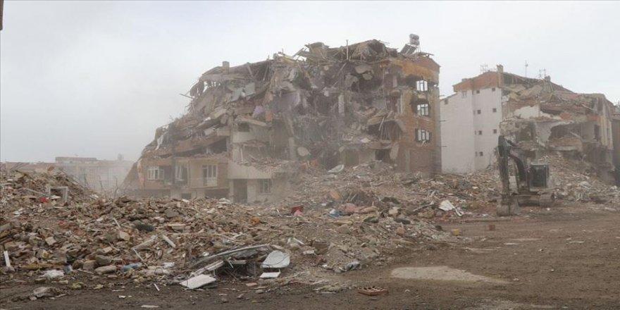 Elazığ'da depremzedelerden 3 ay boyunca su tüketim bedeli alınmayacak