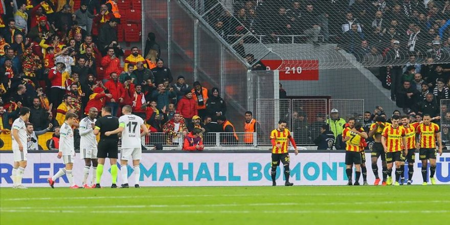 Beşiktaş'tan Göztepe maçıyla ilgili duruşma talepli itiraz