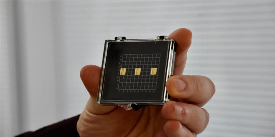 Kilogram değeri 2 milyon dolar olan 'lazer çipi' ihracat yolunda
