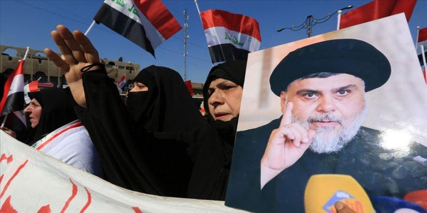 Irak'ta Sadr'dan, yeni kabinenin meclisten geçmemesi halinde gösteri uyarısı