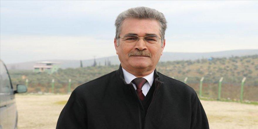 Suriye Türkmen Meclisi Başkanı Cuma: Türkiye İdlib'de insanlık adına bulunuyor