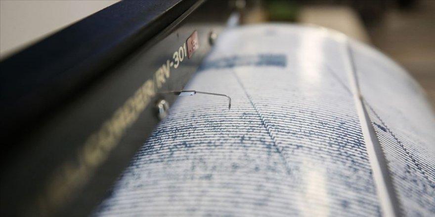 Konya'da 4,5 büyüklüğünde deprem
