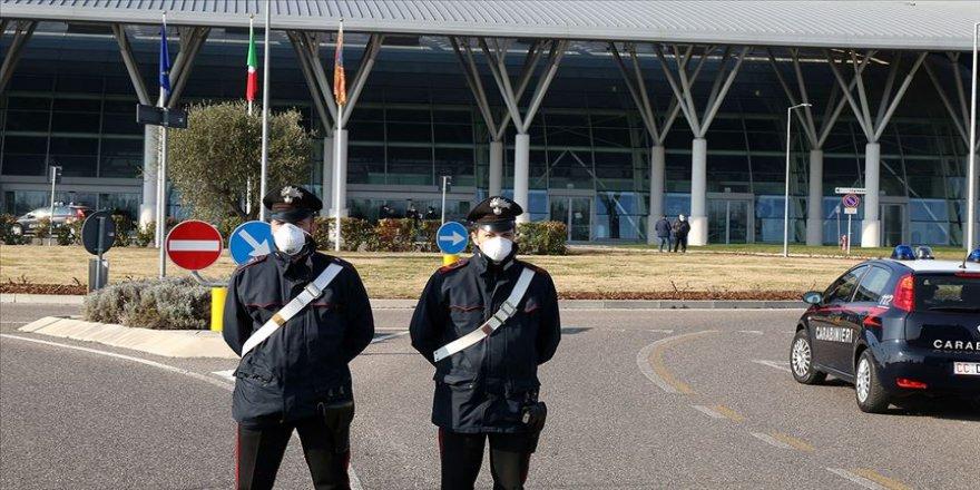 İtalya Kovid-19 ile ilgili salgın bölgelerine giriş ve çıkışları sınırlandırma kararı aldı