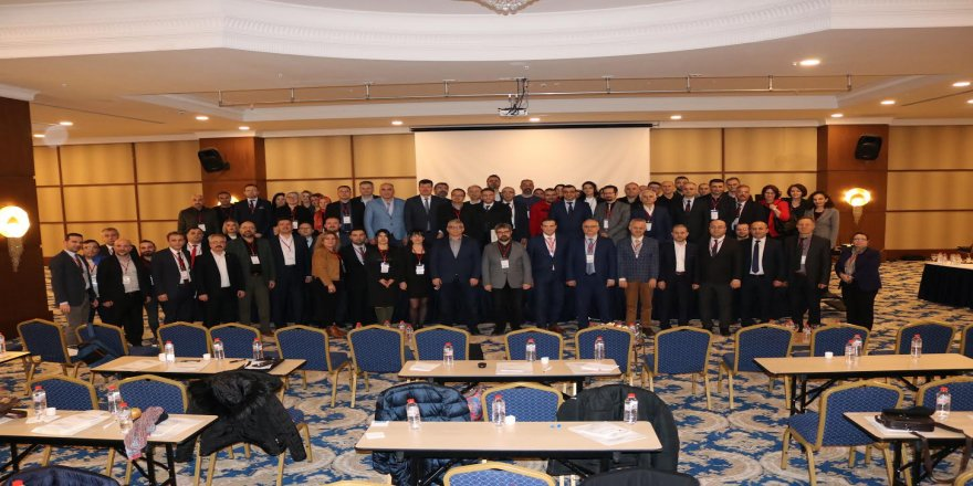 """""""SİNA"""" Sistemi Bölge Eğitimi, Kocaeli'de Sağlık Yöneticilerinin Yoğun Katılımıyla Gerçekleştirildi"""