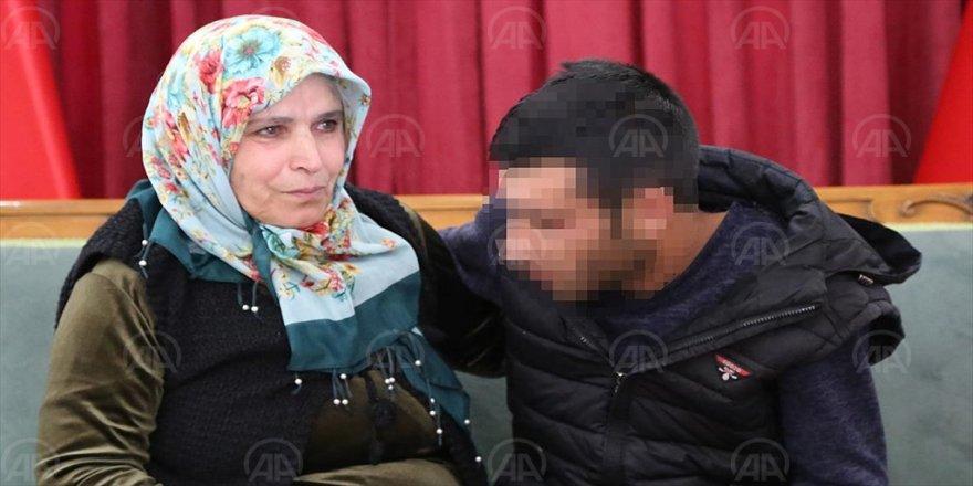 Kocaelili anne 5 yıl önce dağa kaçırılan oğluna kavuştu