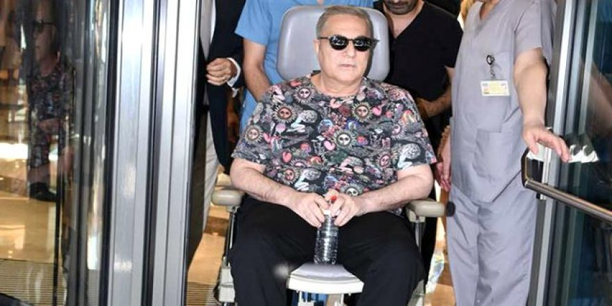 Kaçış sendromu hastalığıyla mücadele eden Mehmet Ali Erbil'in tedavisine evde devam ediliyor