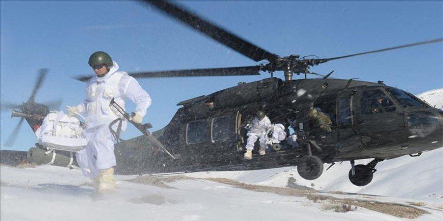 Ağrı'da jandarmanın 2019 yılında yaptığı operasyonlarda 27 terörist etkisiz hale getirildi