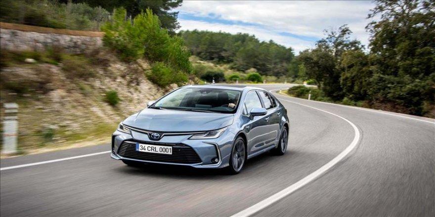 Toyota'nın geçen yıl Sakarya'da ürettiği otomobillerin büyük bölümü hibrit motorlu oldu