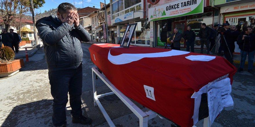 Almanya'daki ırkçı saldırıda ölen Saraçoğlu son yolculuğuna uğurlandı
