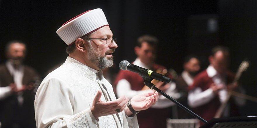 Büyük Çamlıca Camisi'nde 'Üç Ayları Karşılama' programı