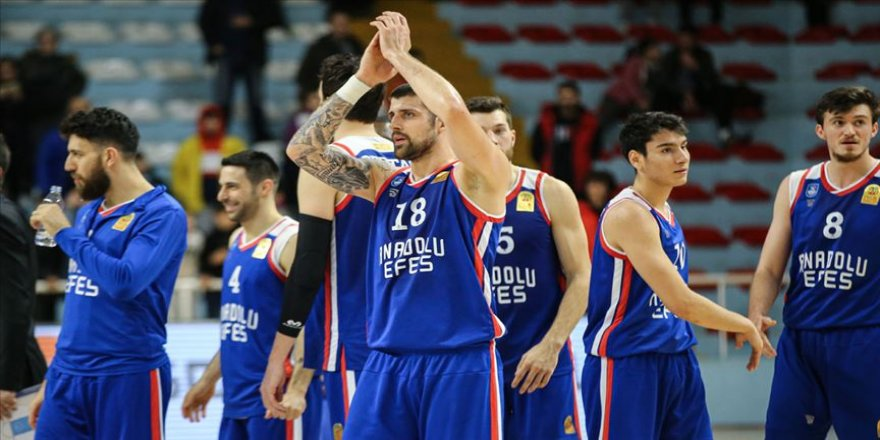 Anadolu Efes THY Avrupa Ligi'nde ALBA Berlin'e konuk olacak