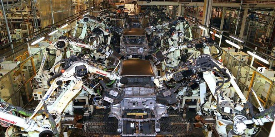 Sakarya'da bu ayda üretilen 28 bin 329 aracın yüzde 82,2'si ihraç edildi