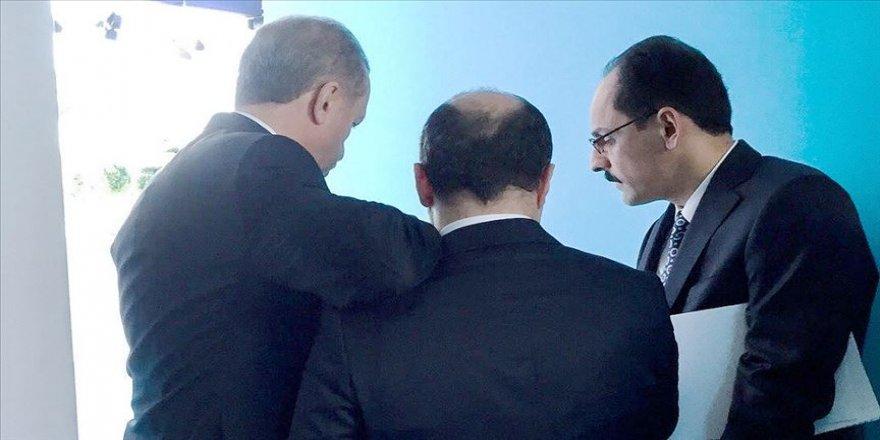 Bakan Varank'tan Cumhurbaşkanı Erdoğan için fotoğraflı doğum günü kutlaması