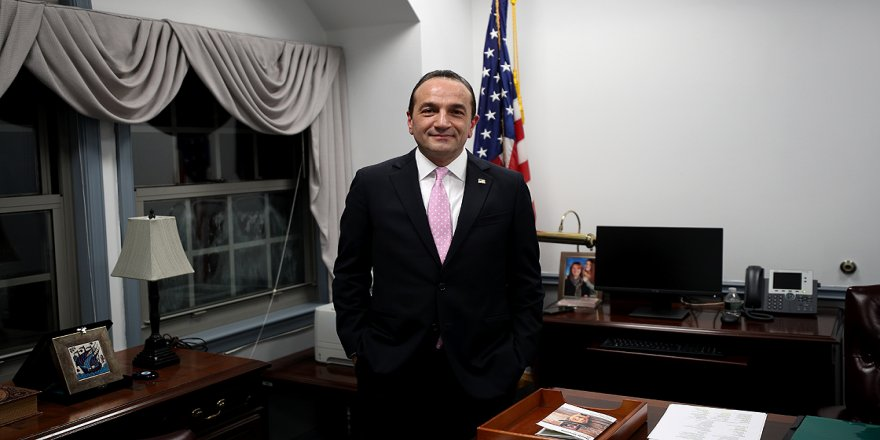 ABD'nin ilk Türk belediye başkanı Selen New Jersey bölge idari üyeliğine seçildi