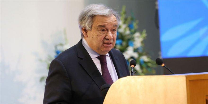 BM'den Suriye'ye insani yardımlar için Türkiye'den 3. sınır kapısı açılması önerisi
