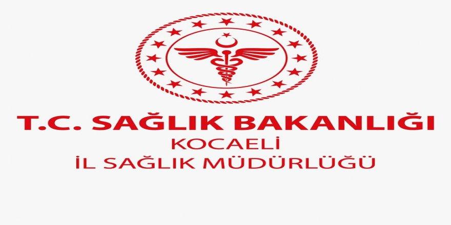 Kocaeli İl Sağlık Müdürlüğünden Gebze'de koronavirüs alarmı haberleri hakkında açıklama