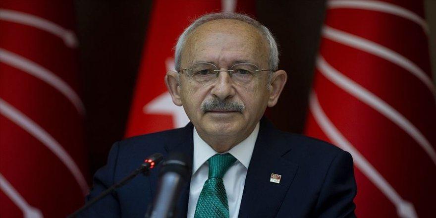 CHP Genel Başkanı Kılıçdaroğlu, şehit askerler için başsağlığı mesajı yayımladı