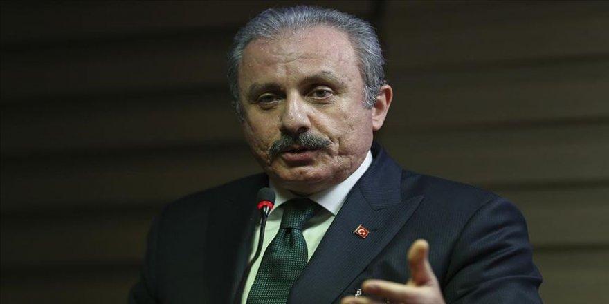 TBMM Başkanı Şentop: Ülkemizi hedef alan her saldırı en ağır biçimde cevabını alacak