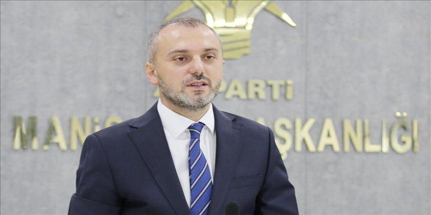 AK Parti'nin 108 ilçedeki olağan kongreleri ertelendi